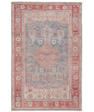Jaipur Living Boheme Boh16 Fiddler Pink - Blue Area Rug