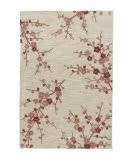 Jaipur Living Brio Cherry Blossom Br02 White Asparagus - Rose Dawn Area Rug