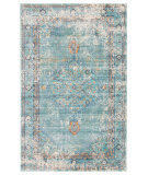 Jaipur Living Ceres Eris Cer02 Porcelain Green and Chili Pepper Area Rug