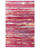 Jaipur Living Ceres Zariel Cer11 Raspberry Wine - Straw Area Rug