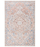 Jaipur Living Chateau Cht04 Annette Blue - Light Pink Area Rug