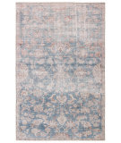Jaipur Living Chateau Cht07 Bardia Blue - Light Pink Area Rug