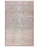 Jaipur Living Chateau Cht08 Atkins Peach - Blue Area Rug