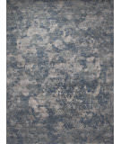 Jaipur Living Chaos Theory By Kavi Ensign Blue - Steel Gray 2'6'' x 6' Runner Rug
