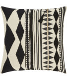 Jaipur Living Cosmic By Nikki Chu Pillow Lonyn Cnk18 Beige - Black Area Rug