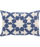 Jaipur Living Cosmic By Nikki Chu Pillow Casino Cnk45 Blue - Ivory