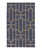 Custom Jaipur Living City Dallas Ct37 Medieval Blue - Cobblestone Area Rug