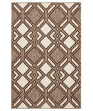 Jaipur Living Decora By Nikki Chu Samba Dnc16 Brown - Ivory Area Rug