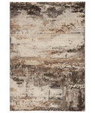 Jaipur Living Dash Dsh20 Buxton Brown - Light Gray Area Rug