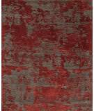 Jaipur Living Project Error Kavi Dark Gray - Red Lacquer 3' x 5' Rug
