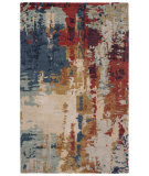 Jaipur Living Genesis Ges45 Matcha Multicolor - Red Area Rug