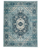 Jaipur Living Indie Elowen Ide03 Blue - Cream Area Rug