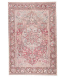 Jaipur Living Kindred Knd03 Edita Pink - Blue Area Rug