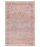 Jaipur Living Kindred Knd07 Pippa Pink - Light Blue Area Rug