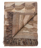 Jaipur Living Lovell Throw Lov-05 Lov07 Fossil - Dark Gull Gray Area Rug