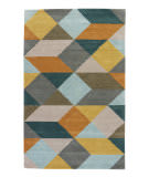 Jaipur Living En Casa By Luli Sanchez Tufted Ojo Lst16 Storm Gray - Dragonfly Area Rug