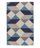 Jaipur Living En Casa By Luli Sanchez Tufted Ojo Lst17 Turtledove - Wild Dove Area Rug