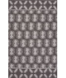 Jaipur Living Traditions Made Modern Cotton Flat Weave Clouds Mcf05 Steel Gray - Silver Green Area Rug