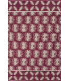 Jaipur Living Traditions Made Modern Cotton Flat Weave Clouds Mcf06 Cordovan - Cement Area Rug