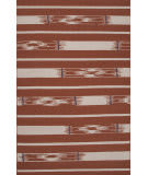 Jaipur Living Traditions Made Modern Flat Weave Sassandra Mmf12 Auburn - Oyster Gray Area Rug