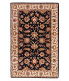 Custom Jaipur Living Mythos Selene MY03 Jet Black - Fog Area Rug