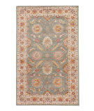Custom Jaipur Living Mythos Callisto MY06 Sea Spray - Peyote Area Rug