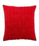 Jaipur Living Petal Pillow Pt02 Pet05 Red Ochre