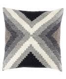 Jaipur Living Peykan Pillow Terzan Pey10 Turtledove - Bungee Cord