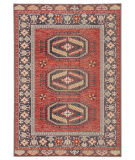 Jaipur Living Polaris Miner Pol12 Red - Yellow Area Rug