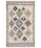 Jaipur Living Polaris Dez Pol17 Blue - Yellow Area Rug