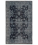 Jaipur Living Polaris Fayer Pol23 Blue - Black Area Rug
