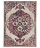Jaipur Living Peridot Briar Prd04 Purple - Cream Area Rug
