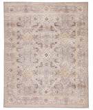 Jaipur Living Revolution Washington Rel08 Gray - Gold Area Rug