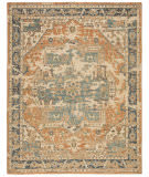 Jaipur Living Rhapsody Cadenza Rha02 Orange - Blue Area Rug