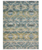 Jaipur Living Rhythmik By Nikki Chu Rhn03 Jive Blue - Green Area Rug