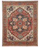 Jaipur Living Salinas Willa Sln05 Red - Multicolor Area Rug