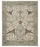 Jaipur Living Salinas Slayton Sln11 Light Teal - Ivory Area Rug