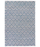 Jaipur Living Subra By Nikki Chu Caprice Snk16 Indian Teal - Silver Area Rug