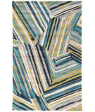 Jaipur Living Traverse Pick-Up-Sticks Tv59 Brittany Blue - Moroccan Blue Area Rug