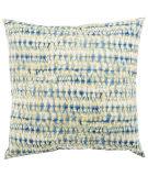 Jaipur Living Veranda Pillow Perron Fresco Ver148 Blue - White