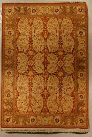 J. Aziz Haj Jalili V-1709 Brown / Olive Area Rug