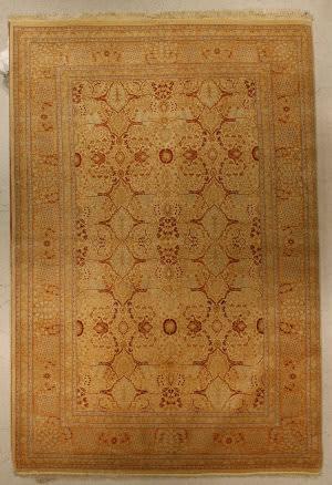 J. Aziz Haj Jalili V-1603 Ivory / Gold Area Rug