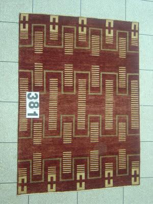 J. Aziz Peshawar Novelty Brown- 86892 Area Rug
