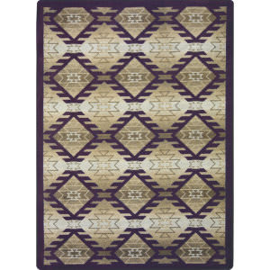 Joy Carpets Kaleidoscope Canyon Ridge Twilight Area Rug