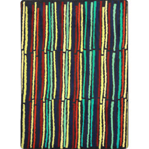 Joy Carpets Kid Essentials Cascade Multi Area Rug