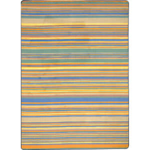 Joy Carpets Kid Essentials Latitude Tropics Area Rug