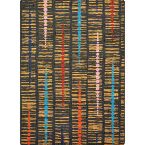 Joy Carpets Kid Essentials Recoil Multi Area Rug