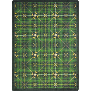 Joy Carpets Games People Play Saint Andrews Pine Area Rug