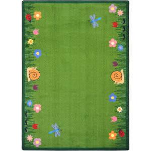 Joy Carpets Kid Essentials Summer Friends Multi Area Rug