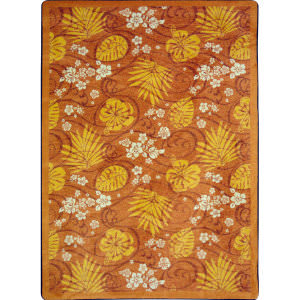 Joy Carpets Kaleidoscope Trade Winds Coral Area Rug